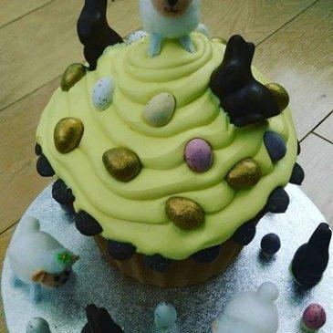 Easter Egg Cake | Carr's Flour
