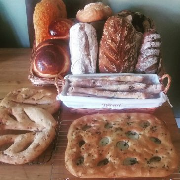 Collection of Breads