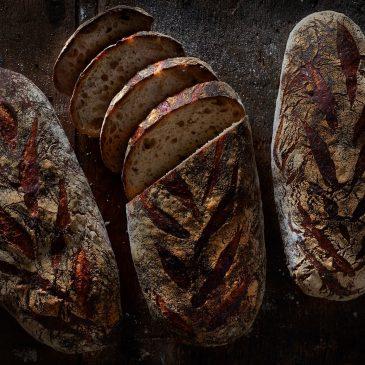 Sourdough Bread loaves