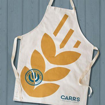 Carr's Flour Apron
