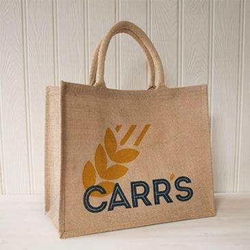 Carr's Flour Tote Bag