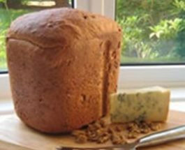 Blue Cheese & Walnut Bread Loaf Recipe | Carr's Recipe