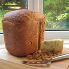 Blue Cheese & Walnut Bread Loaf Recipe | Carr's Recipe