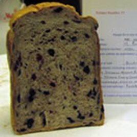 Blueberry & Cranberry Bread Loaf Recipe | Carr's Flour