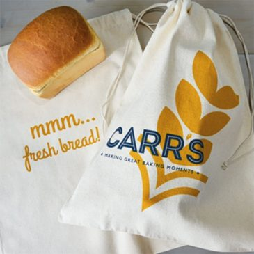 Carr's Bread bag