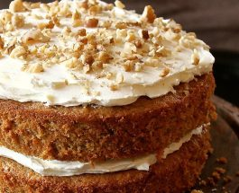 Carrot and Banana Spiced Cake | Carr's Flour