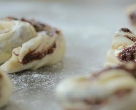 Chetna Makan's Cardamom and Chocolate Rolls Recipe | Carr's Flour