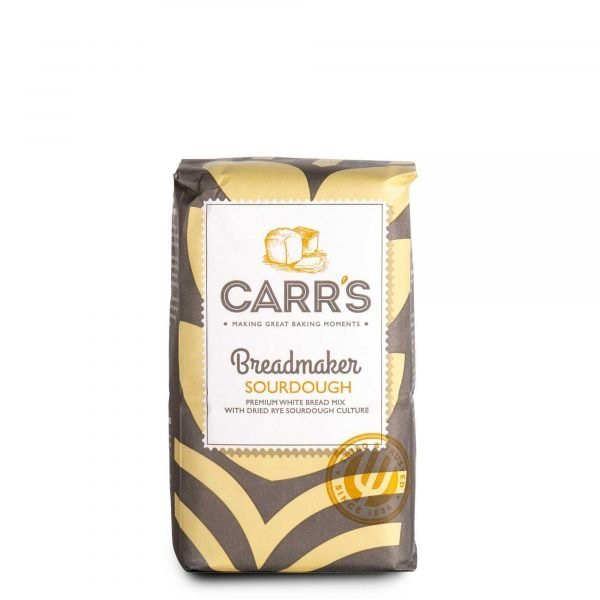 Breadmaker Sourdough Flour | Carr's Flour