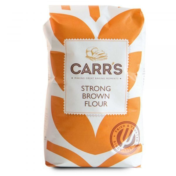 Strong Brown Flour Bag | Carr's Flour