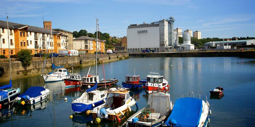 Silloth Docks