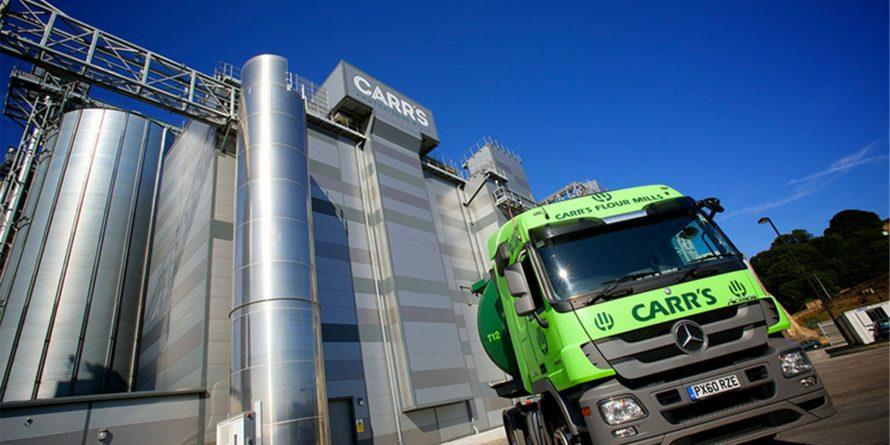 Carr's Flour Lorry