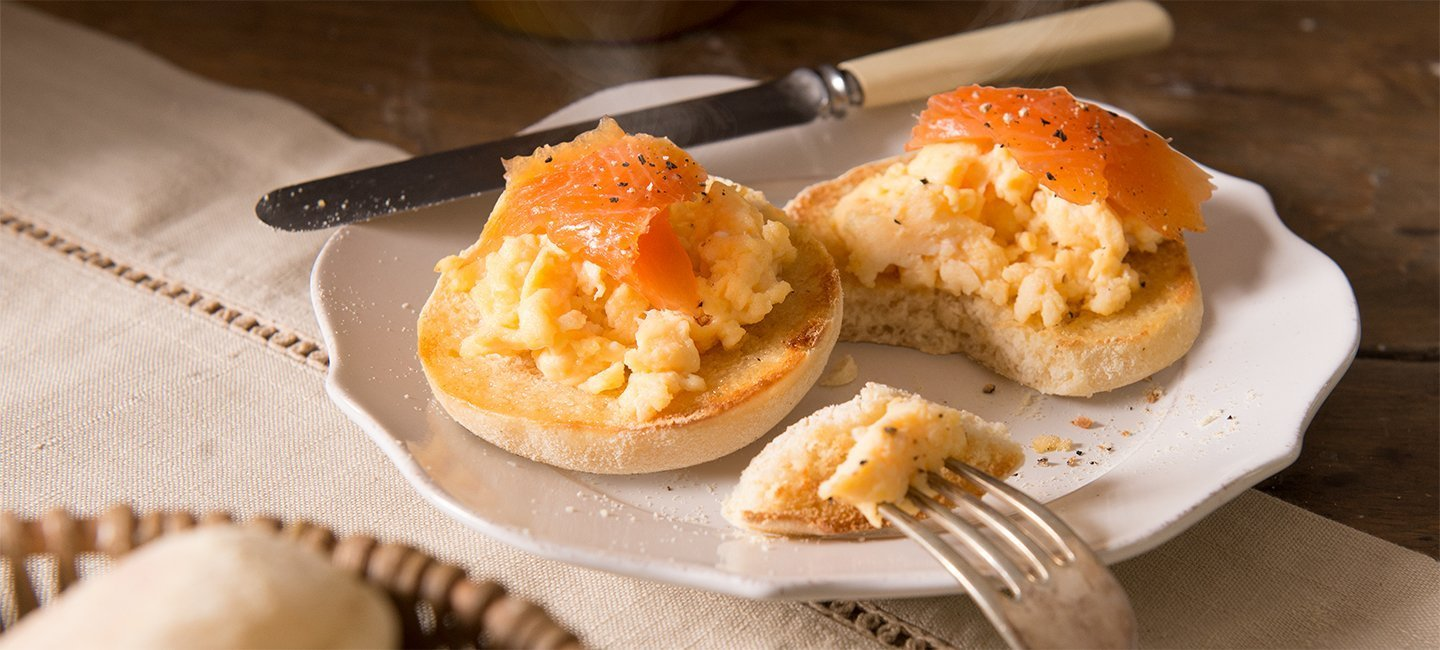 English Muffin Recipe | Carr's Flour