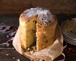 Christmas Panettone Recipe | Carr's Flour