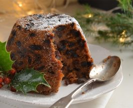 Figgy Pudding Recipe | Carr's Flour