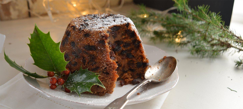 Figgy Pudding Recipe | Carr's Flour