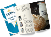 Bread recipe book - footer