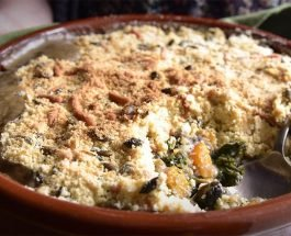 Vegetable Crumble Recipe | Carr's Flour
