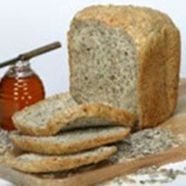 Honey Mixed Seed Bread Loaf Recipe | Carr's Flour
