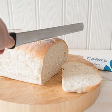 Carr's Flour Bread Knife