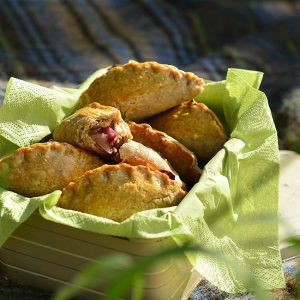 Picnic Pasties Recipe | Carr's Flour