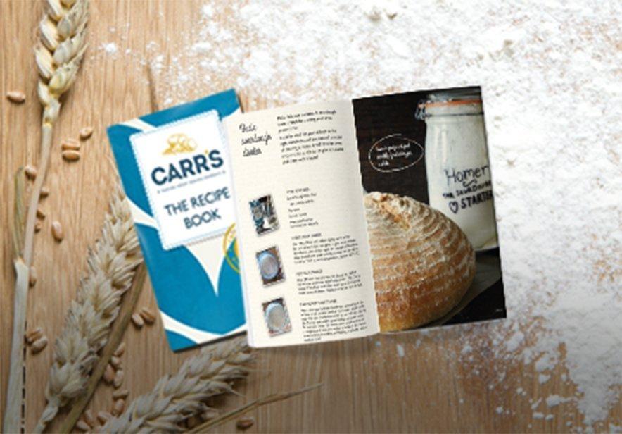 Bread and cake recipe book