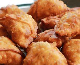 Chetna Makan's Potato Samosas Recipe | Carr's Flour