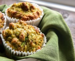 Savoury Muffin Recipe | Carr's Flour