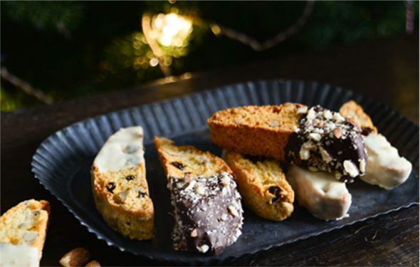 Christmass Biscotti