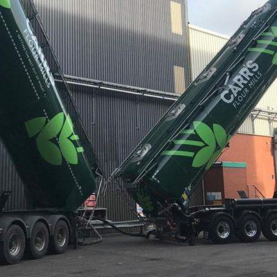 Carr's Lorries