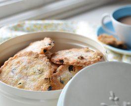 Simnel Biscuit Recipe | Carr's Flour