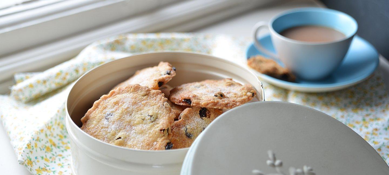 Simnel Biscuit Recipe   Carr's Flour