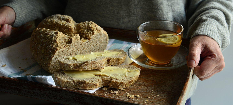 Sourdough Breakfast Loaf Recipe   Carr's Flour