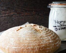 Sourdough starter kit_bread