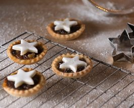 Star Mince Pie Recipe | Carr's Flour