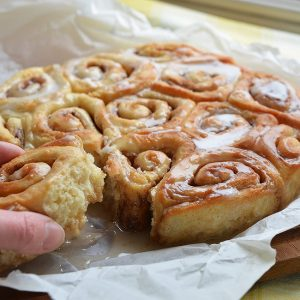 Tear and Share Cinnamon Rolls Recipe | Carr's Flour