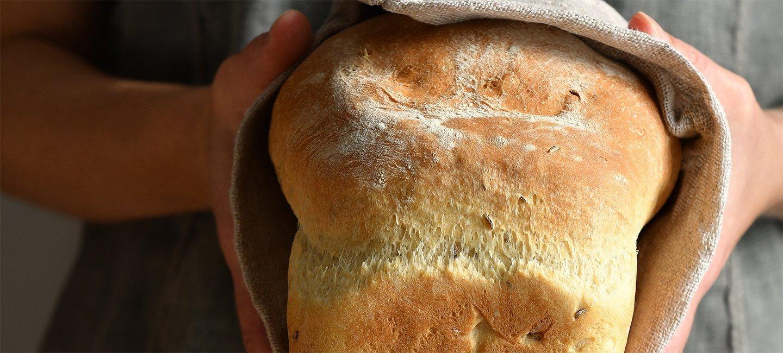 Whigg Bread Recipe | Carr's Flour