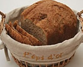 Wholemeal Loaf Bread Recipe | Carr's Flour