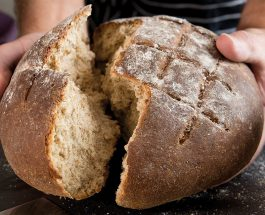 Wholemeal Loaf Bread Recipe   Carr's Flour