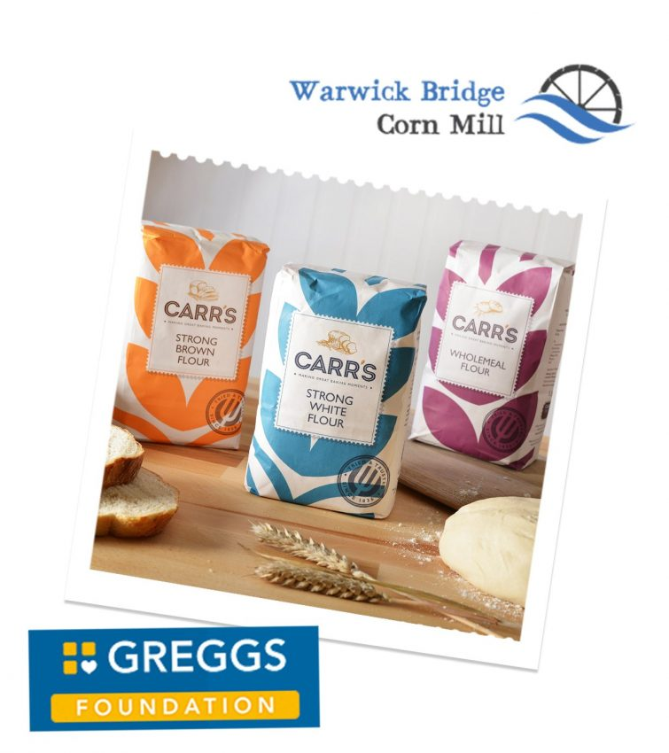 Greggs Foundation | Local Initiatives | Carr's Flour