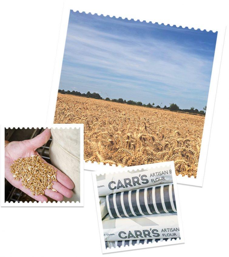 Flour Images | Carr's Flour