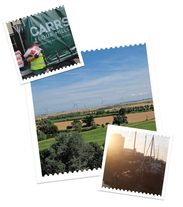 Sustainability Images | Carr's Flour