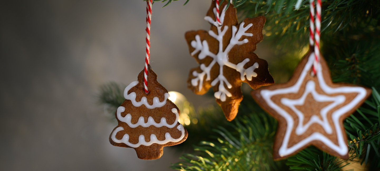 Spicy Tree Decorations | Carr's Flour